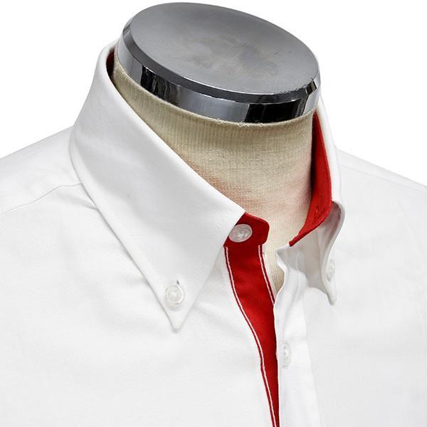 アバルト純正 695 Bipostoボタンダウンシャツ|itazatsu|04