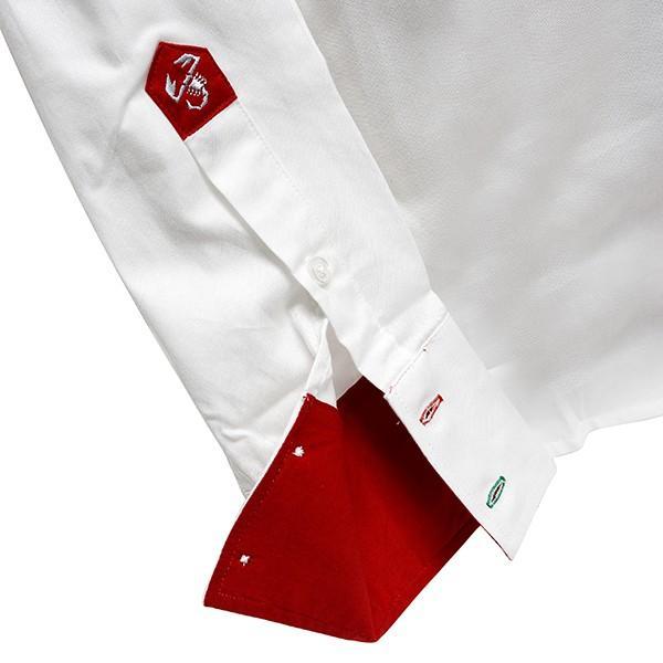 アバルト純正 695 Bipostoボタンダウンシャツ|itazatsu|06