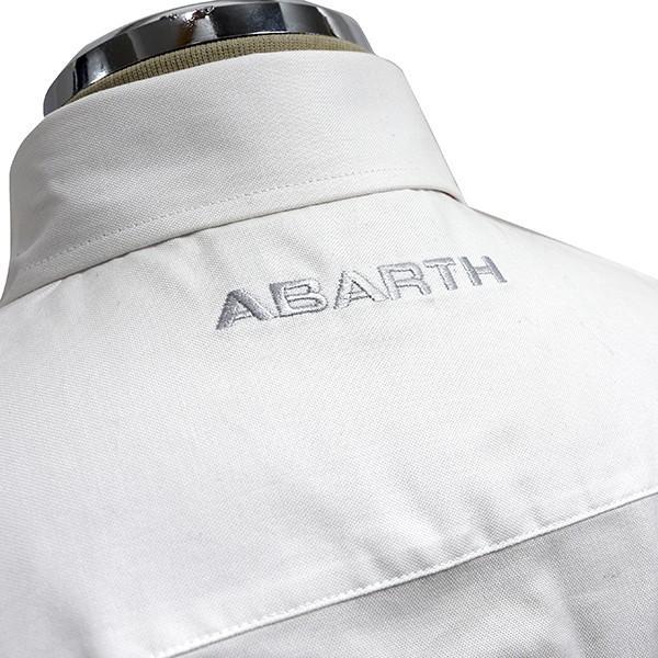アバルト純正 695 Bipostoボタンダウンシャツ|itazatsu|08