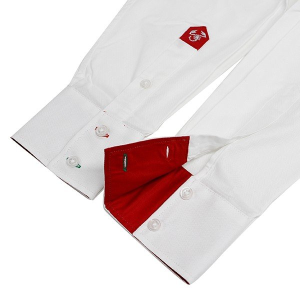 アバルト純正 695 Bipostoボタンダウンシャツ|itazatsu|09