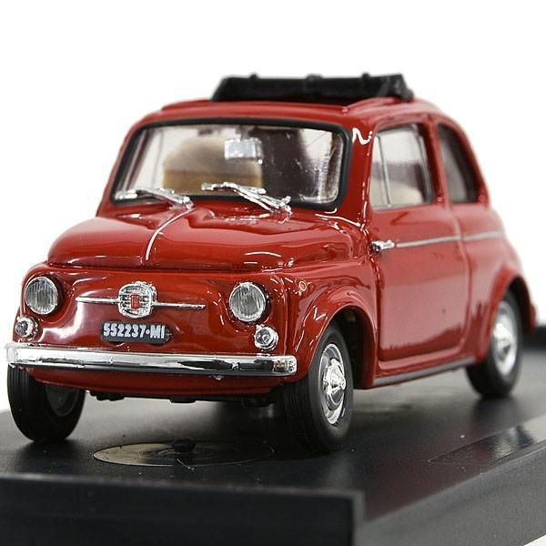1/43 フィアット 500Dミニチュアモデル -1960-(レッド)|itazatsu