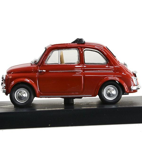 1/43 フィアット 500Dミニチュアモデル -1960-(レッド)|itazatsu|03