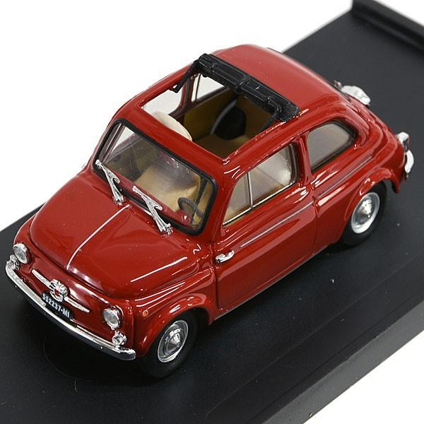 1/43 フィアット 500Dミニチュアモデル -1960-(レッド)|itazatsu|04