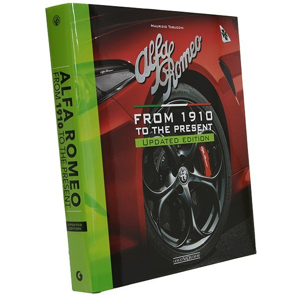 ALFA ROMEO From 1910 to the present Updated edition itazatsu 02