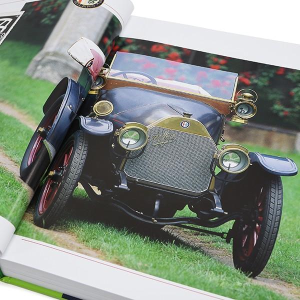 ALFA ROMEO From 1910 to the present Updated edition itazatsu 04