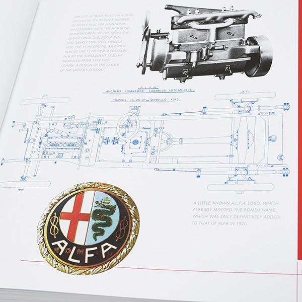 ALFA ROMEO From 1910 to the present Updated edition itazatsu 05