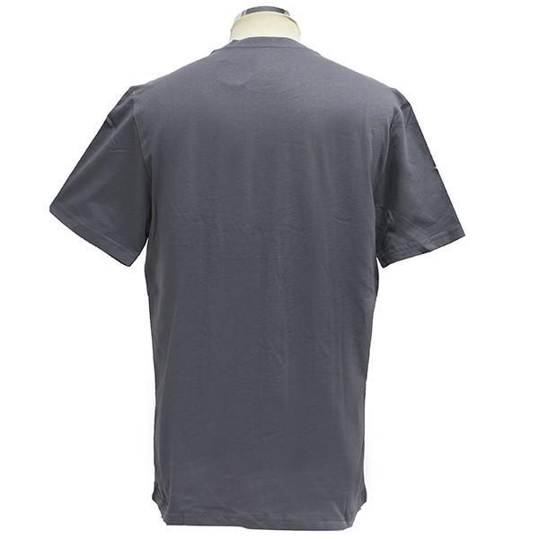 フィアット純正 Nuova 500 Tシャツ(グレー)|itazatsu|02