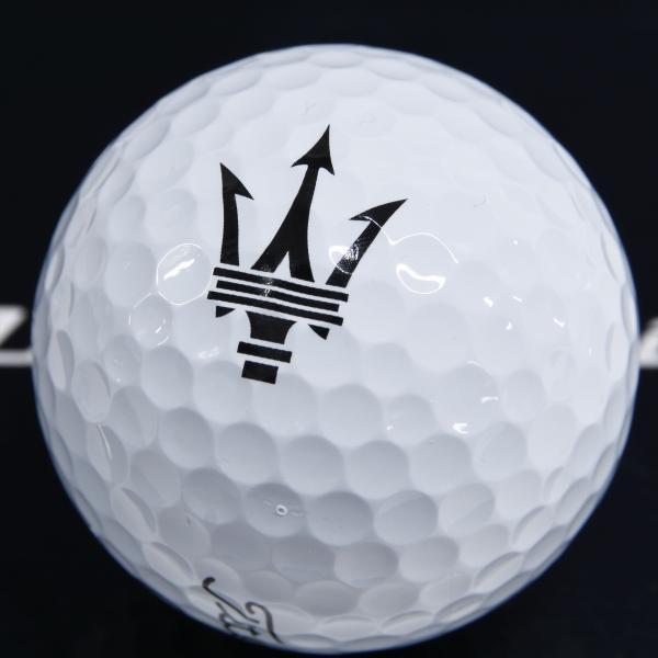 マセラティ純正 ゴルフボール(6個セット)|itazatsu|04
