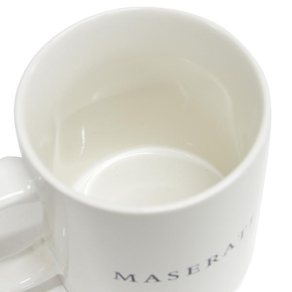 マセラティ純正 マグカップ(ホワイト)|itazatsu|07