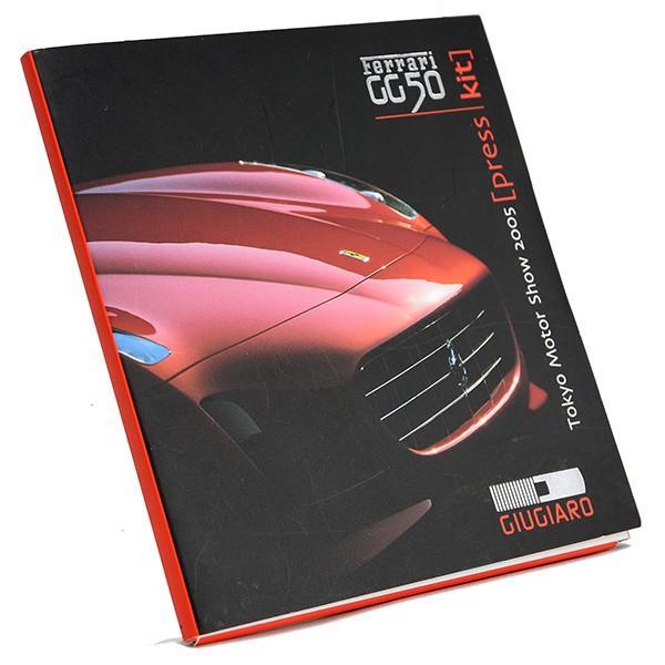 フェラーリ GG50 Tokyo Motor show プレスキット|itazatsu|02