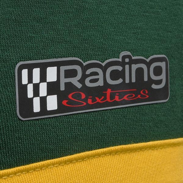 ベスパ オフィシャル ジップアップスウェット-Racing Sixty -(グリーン)|itazatsu|05