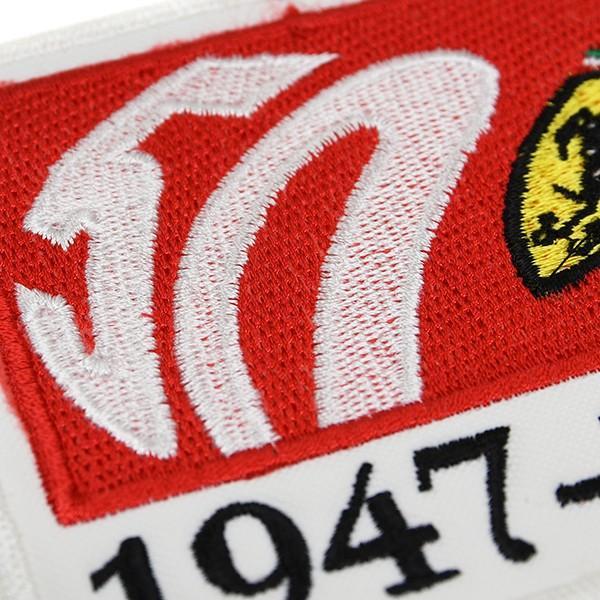 フェラーリ 50周年記念ワッペン|itazatsu|03