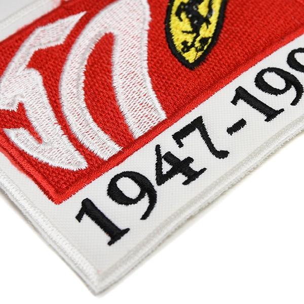 フェラーリ 50周年記念ワッペン|itazatsu|05
