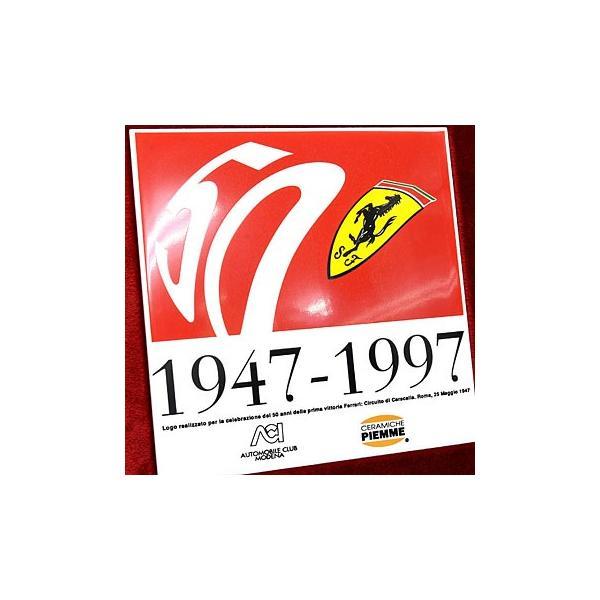 フェラーリ創立50周年記念額装セラミック|itazatsu|03