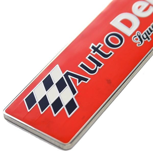 Alfa Romeo Auto Delta Squadra Corse メタルエンブレム|itazatsu|03