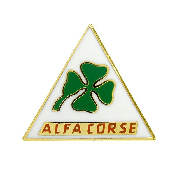 アルファロメオ(Alfa Corse)ピンバッジ itazatsu