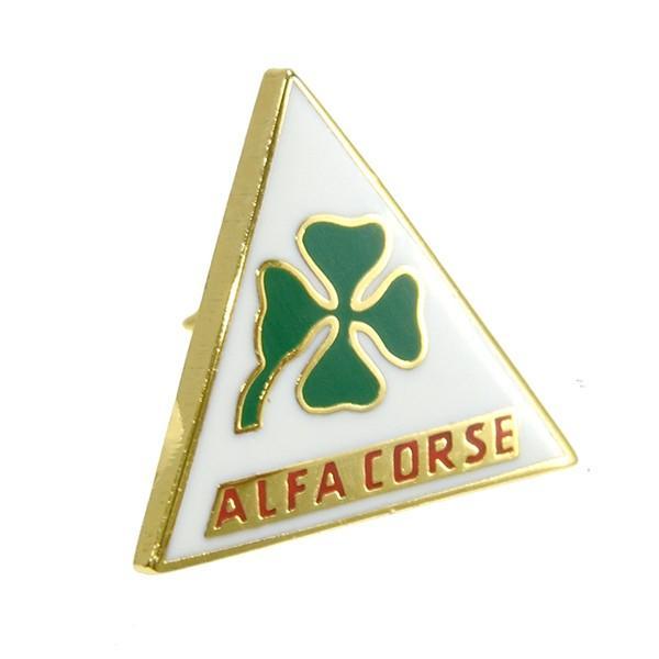 アルファロメオ(Alfa Corse)ピンバッジ itazatsu 02