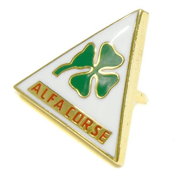 アルファロメオ(Alfa Corse)ピンバッジ itazatsu 03
