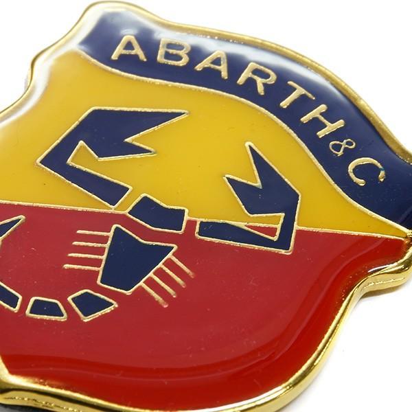 アバルト ABARTH&Cエンブレム(Medium)|itazatsu|04
