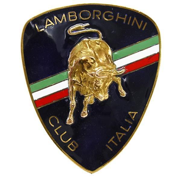 ランボルギーニ Club Italiaエンブレム|itazatsu