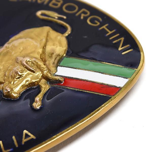 ランボルギーニ Club Italiaエンブレム|itazatsu|04