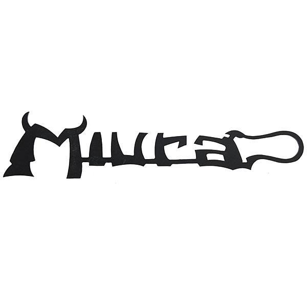 ランボルギーニ 車名ロゴエンブレム(Miura)|itazatsu