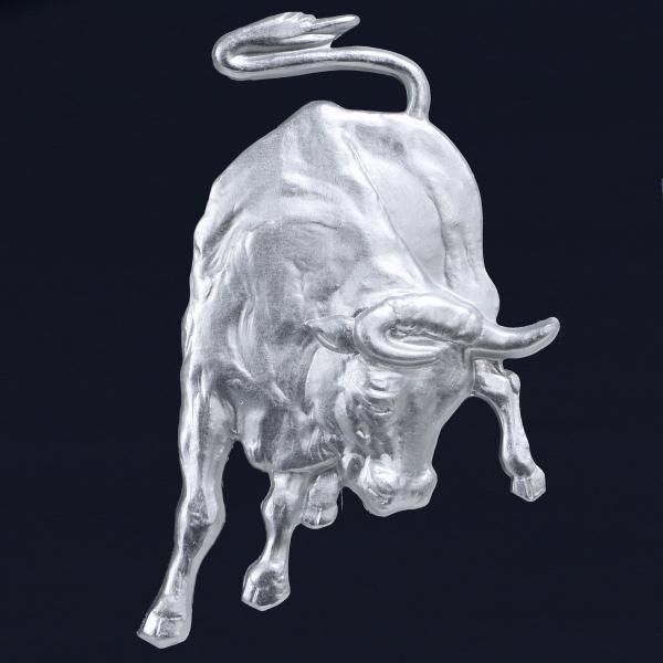 ランボルギーニ Fighting Bull エンブレム|itazatsu