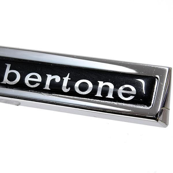 Bertoneエンブレム-disegno di bertone-|itazatsu|03