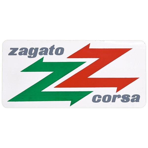 ZAGATO CORSAステッカー|itazatsu