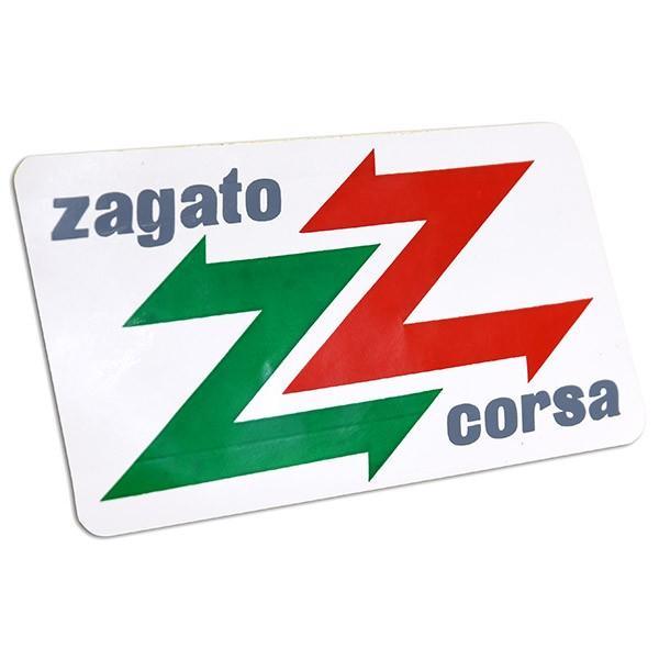 ZAGATO CORSAステッカー|itazatsu|02
