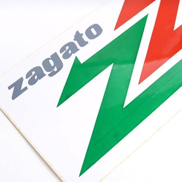 ZAGATO CORSAステッカー|itazatsu|03