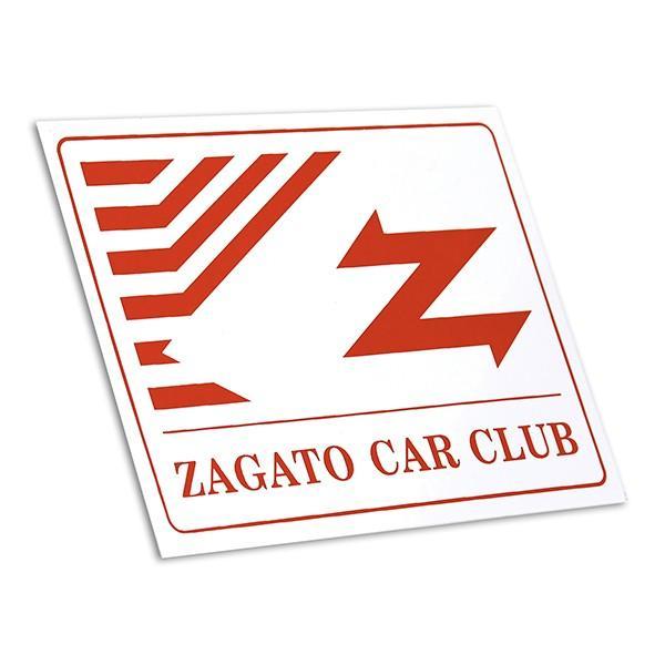 ZAGATO CAR CLUB ITALIAステッカー|itazatsu|02