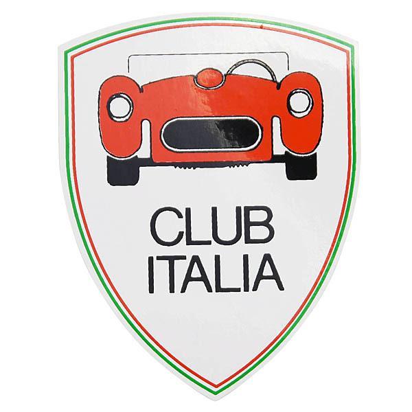 CLUB ITALIAステッカー itazatsu