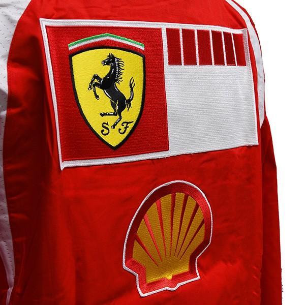 スクーデリア フェラーリ 2006ティームスタッフ用B.D.シャツ(長袖)|itazatsu|08