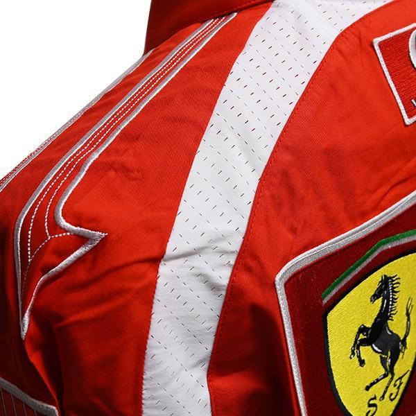 スクーデリア フェラーリ 2006ティームスタッフ用B.D.シャツ(長袖)|itazatsu|09