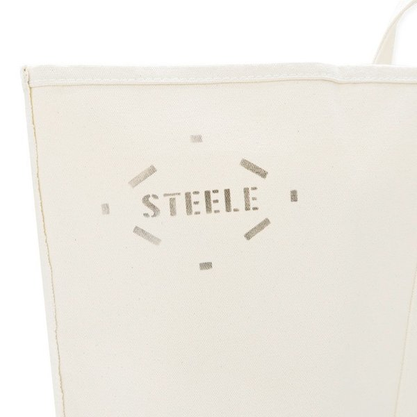 STEELE CANVAS BASKET CORP スチールキャンバスバスケット WIDE NATURAL CANVAS TOTE 183 itempost 03