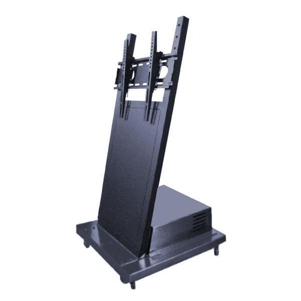 デジタルサイネージスタンド 32インチから46インチ対応 角度調整式 KTS-77T