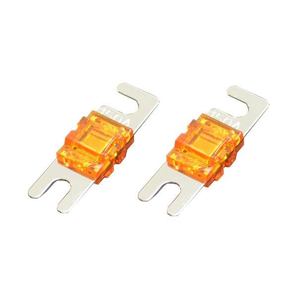 ap-midi150a MIDIヒューズ AFSヒューズ 150A x2個 カーオーディオDIYユーザーに最適 カスタム 直営ストア アクセサリー パーツ カーオーディオ ド 春の新作続々  カスタムパーツ 車 改造