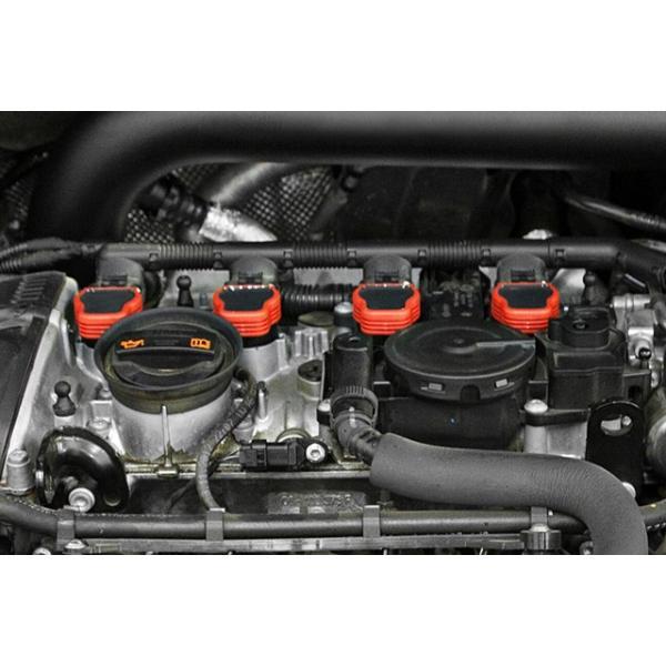 Audi純正 S4 レッド・イグニッションコイル 1pc|itempost|06