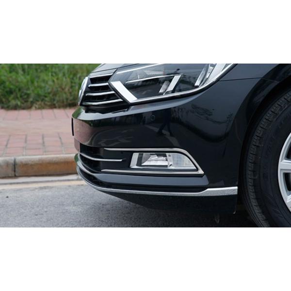 VW New PASSAT(B8) クローム サイドベントトリム|itempost|02