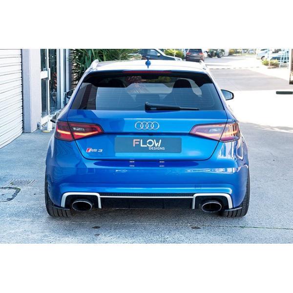 FLOW DESIGNS Audi RS3SB(8V) リアスパッツ|itempost|05