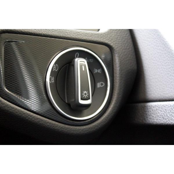 VW アルミ ヘッドライトスイッチリング|itempost|06