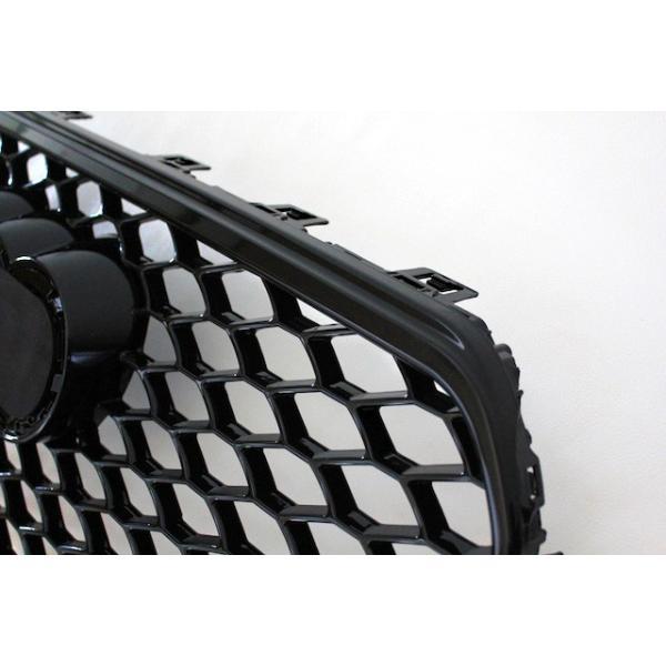 Audi A5 RSスタイル フロントグリル・ブラックフレーム|itempost|06