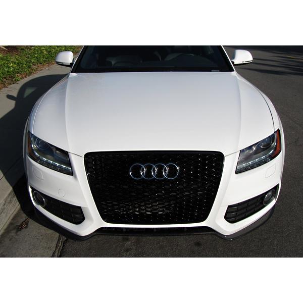 【SALE】Audi A5 Facelift前 RS5スタイル フロントグリル・ブラックフレーム|itempost