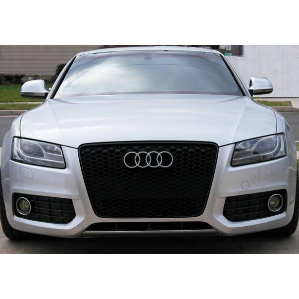 【SALE】Audi A5 Facelift前 RS5スタイル フロントグリル・ブラックフレーム|itempost|03