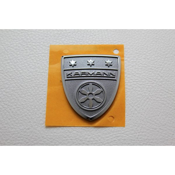 VW本国純正 KARMANN Special サイドエンブレム itempost
