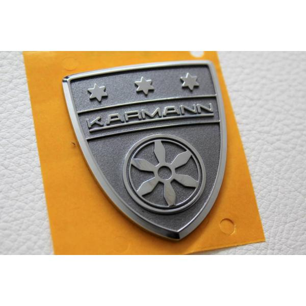 VW本国純正 KARMANN Special サイドエンブレム itempost 04