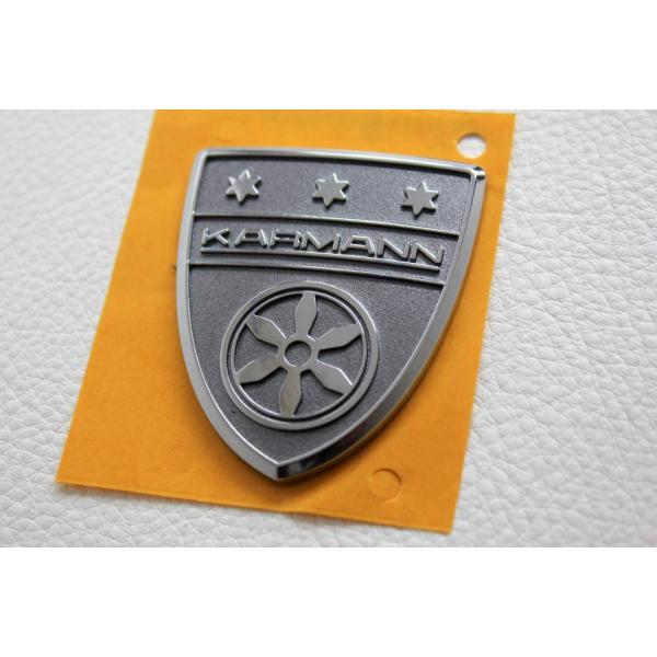 VW本国純正 KARMANN Special サイドエンブレム itempost 05