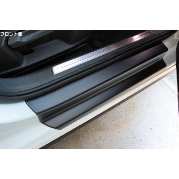 GOLF7/New GOLF7 ドアシルガード(RGM製)|itempost|05