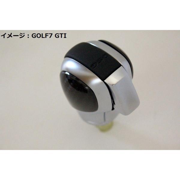 GOLF7/PASSAT/POLO/Tiguan DSGシフトノブ カーボントリム|itempost|03